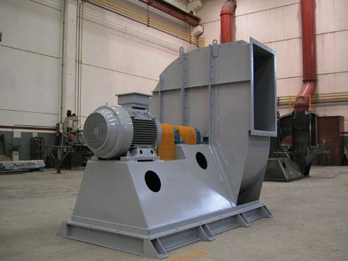 Tecnivent - Ventiladores industriales