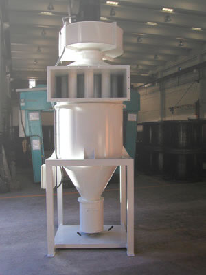 Tecnivent - Multiciclones serie centrifilter